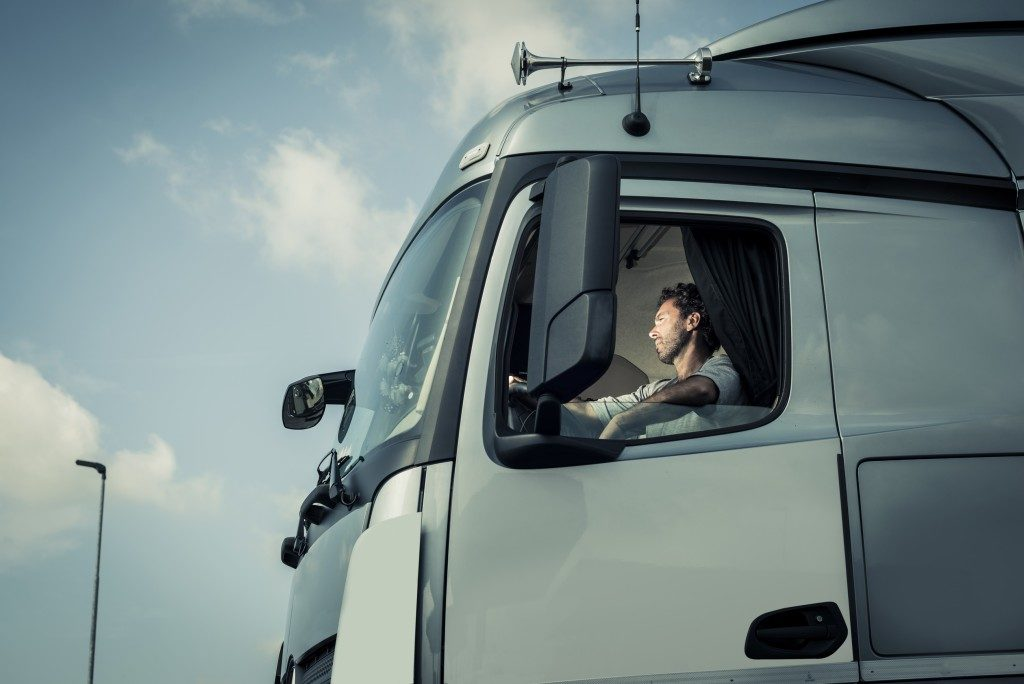 truck driving job