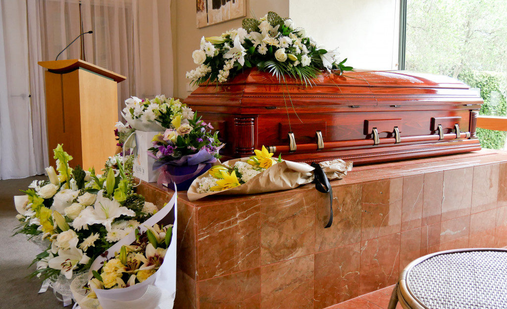 Funeral; Service